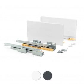 Kit tiroir Concept-hauteur 185 mm-30kg EMUCA