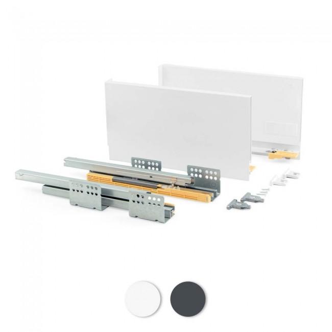 Kit tiroir Concept-hauteur 185 mm EMUCA
