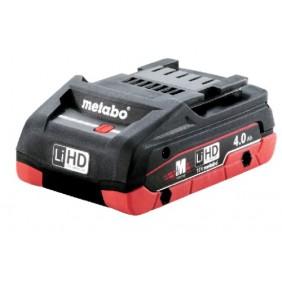 Batteries Li HD - 18 volts - 4 Ah ou 8 Ah METABO