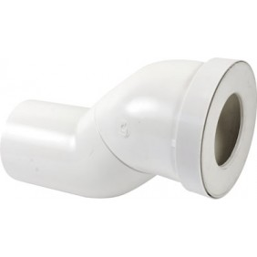 Pipe WC orientable - diamètre 100 mm GRANDSIRE