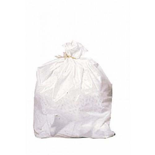 Sacs poubelles 5 litres blanc (x1000)