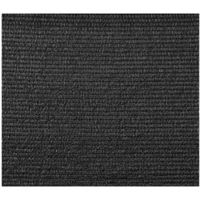 Brise vue 25 m - HDPE 300 g - gris anthracite - 1,2 à 2 m JET7GARDEN
