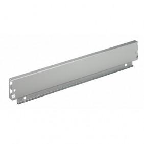 Paroi arrière standard pour tiroir InnoTech hauteur 70 mm-argent HETTICH
