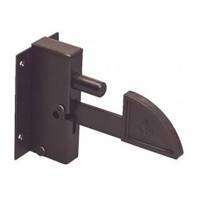 Sabot de portail automatique pour portail battant r versible tirard bricozor - Butee de portail ...