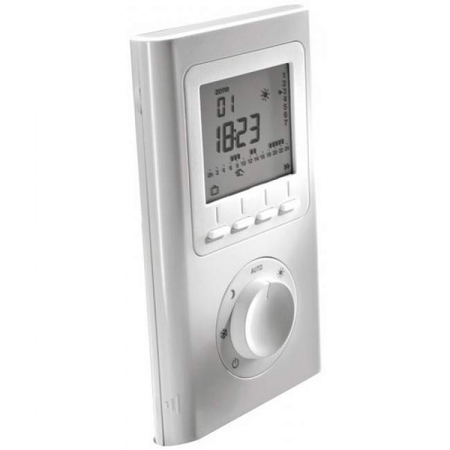 Thermostat programmable K480P pour plancher chauffant GIACOMINI