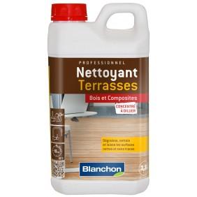 Nettoyant terrasses bois et composites 2,5L BLANCHON