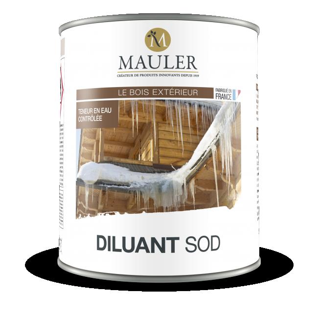 Diluant SOD 1 litre Mauler