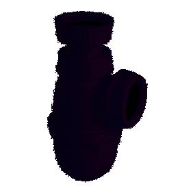 Siphon de lavabo réglable - 40mm VALENTIN