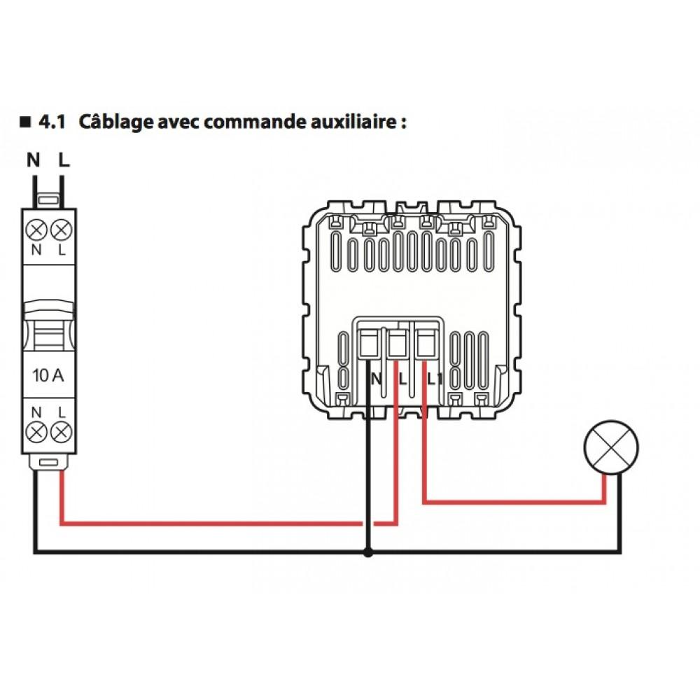 interrupteur automatique 3 fils