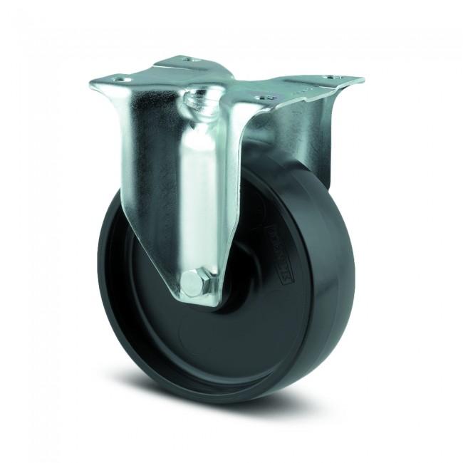 Roulette fixe polypro - rouleaux - charge légère - Alpha TENTE