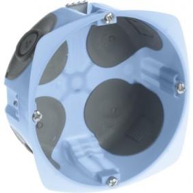 Boîte d'encastrement XL air'métic - 1 poste - diamètre 85 mm EUROHM