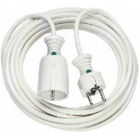 Rallonge électrique de chantier blanche - 3G1,5 BRENNENSTUHL