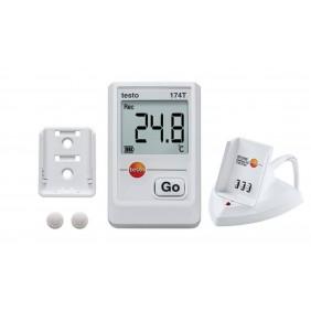 Set enregistreur de données de températures - 174 T TESTO SARL