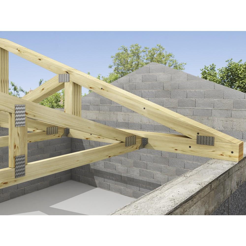 Vis bois sdw pour la construction int rieure simpson for Bois pour construction