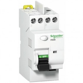 Interrupteur différentiel bipolaire - Acti9 ProDis ITG40 SCHNEIDER