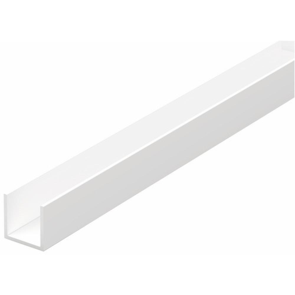 Profil u pour porte coulissante de meuble seed bricozor - Rail pour porte coulissante de meuble ...