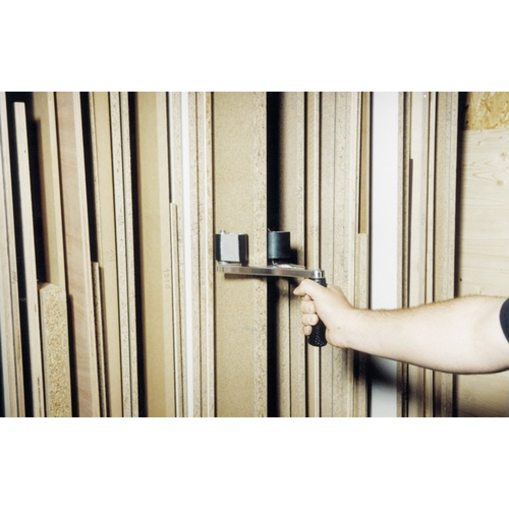 Poign e porte panneaux 0 65 mm viboy bricozor - Porte interieur epaisseur 30 mm ...