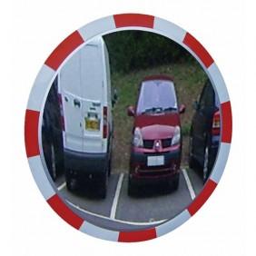 Miroir de surveillance à bandes réfléchissantes - diamètre 57,5 cm VISO