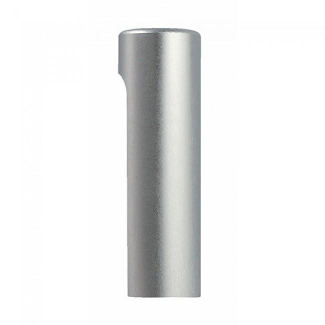 Demi cache-fiches aluminium GC 838 pour fiches Exacta 495-diamètre 20mm OTLAV