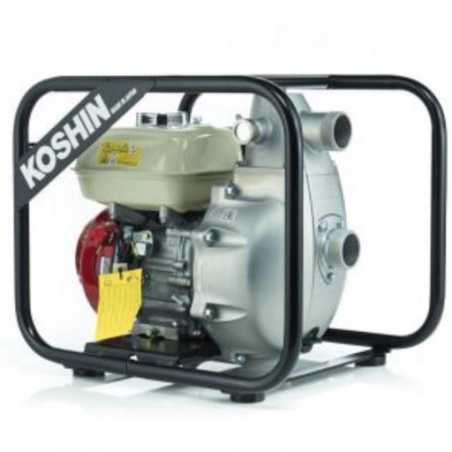 Motopompe 4 temps - moteur Honda GX-200 196 cc - SERH-50Z CAMPEON
