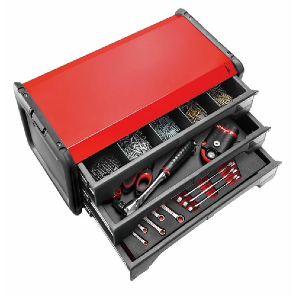 bo te outils 3 tiroirs pour diable de portage facom bricozor. Black Bedroom Furniture Sets. Home Design Ideas