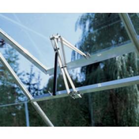 Bras thermo-régulé FH70 pour la ventilation d'une serre de jardin