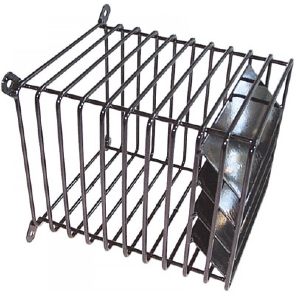 grille de protection pour terminal horizontal ten bricozor. Black Bedroom Furniture Sets. Home Design Ideas