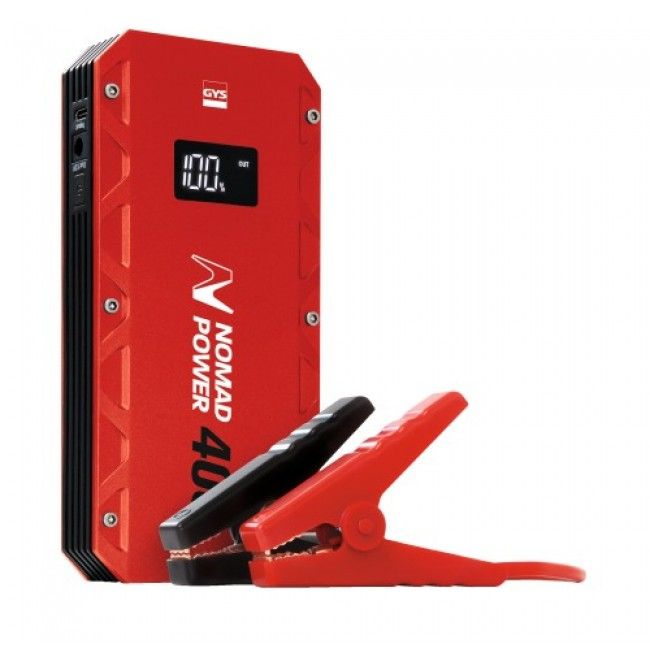 Booster Nomad Power 400 GYS