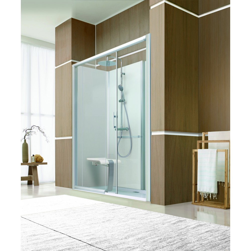 Cabine de douche remplacement baignoire bien tre for Cedeo cabine de douche