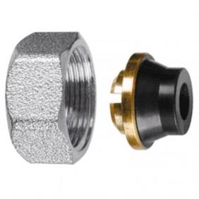 Raccord à compression cuivre Keep - diamètre 16 mm RBM