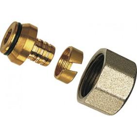 Raccord à compression pour PER - diamètre 16 mm RBM