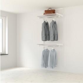 Kit dressing - L90xP40 cm - blanc ELFA
