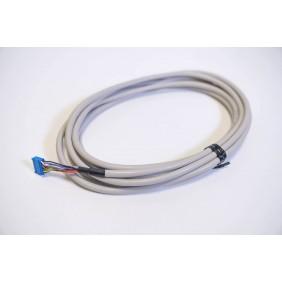 Câble d'alimentation pour serrure EML - connecteur inclus DOM