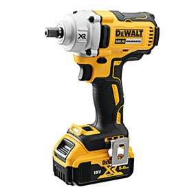 Boulonneuse à chocs 1/2'' XR 18V - DCF894P2-QW - 2 batteries DEWALT