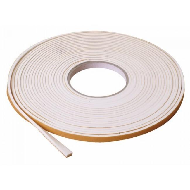 Joint d'isolation adhésif 4mm en PVC BRICOZOR