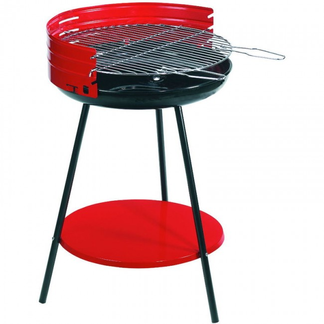 Barbecue charbon rond 50 cm - C50B INDOOR OUTDOOR