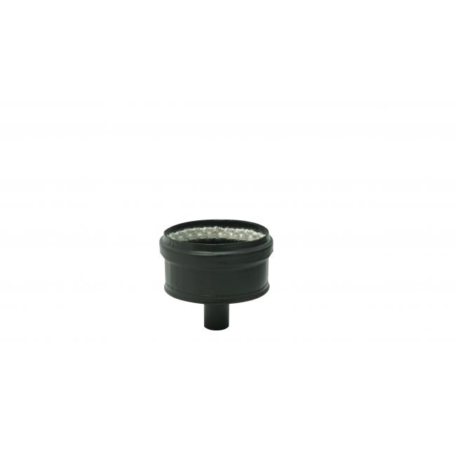 Purge émail noir pour conduit pellets - joint fibre en fibre de verre TEN