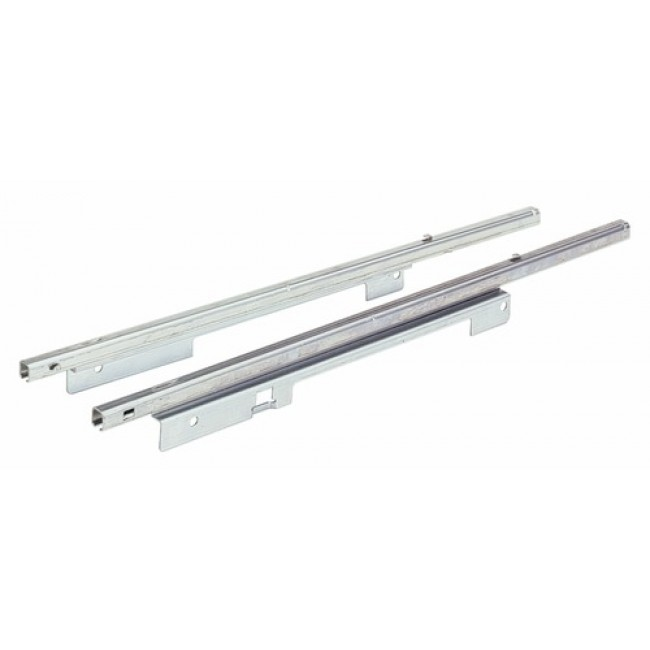 Coulisses Quadro 12 pour tirette Systema Top 2000 HETTICH