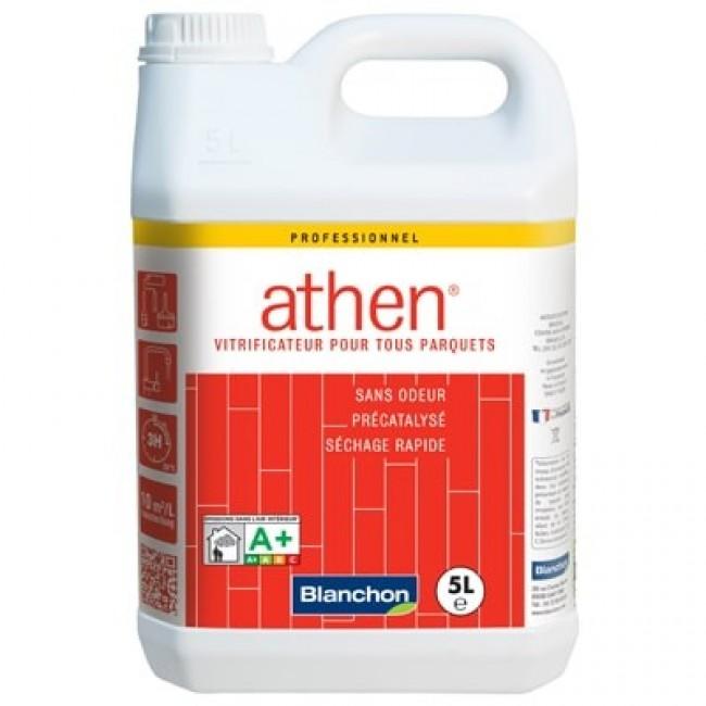 Vitrificateur pour parquet - 5 litres - Athen satiné BLANCHON