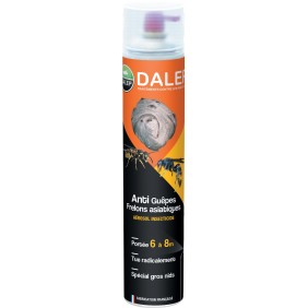 Insecticide – spécial guêpes et frelons asiatiques - 750 ml DALEP