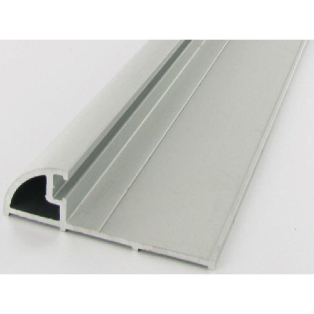 seuil aluminium pour porte d 39 entr e joint pr mont 4 m. Black Bedroom Furniture Sets. Home Design Ideas