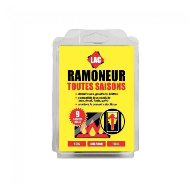 Ramoneur annuel - pour toutes saisons - Ramon BC / 1kg ASSISTANCE CHIMIQUE