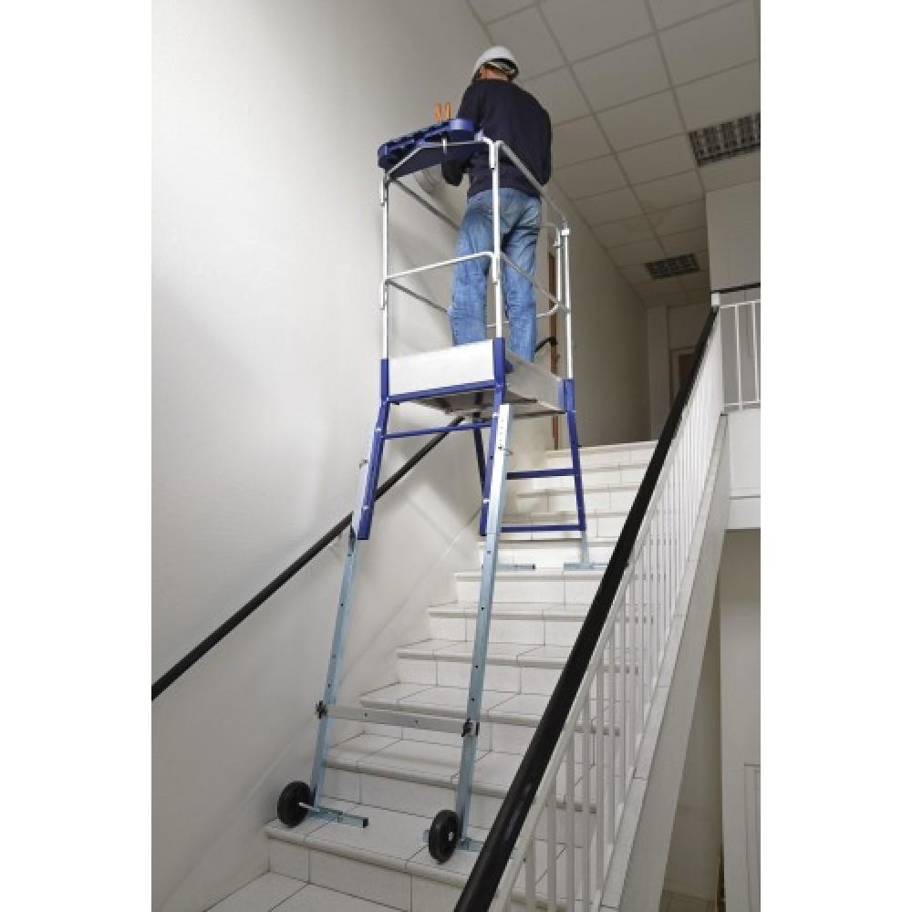 Kit accessoire spécial escalier - grande hauteur - Gazelle DUARIB ...
