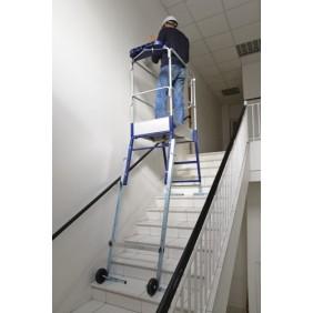 Kit accessoire spécial escalier - grande hauteur - Gazelle DUARIB