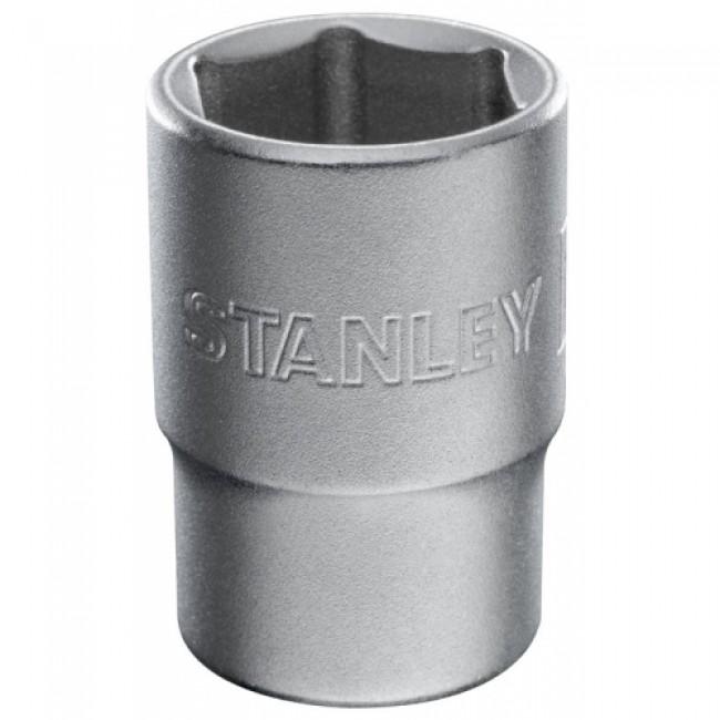 """Douille courte 6 pans - carré standard 1/2"""" STANLEY"""