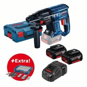 Perforateur sans fil SDS-Plus GBH 18V-20 + accessoires - 0611911003 BOSCH