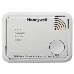 Détecteur de monoxyde de carbone XC70 HONEYWELL