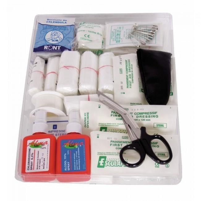 Kit de remplissage pour armoire à pharmacie ASEP PV10 ESCULAPE