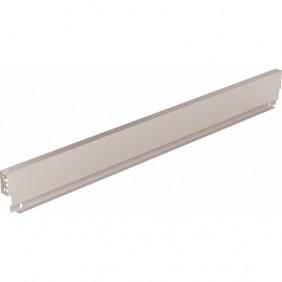 Paroi arrière en acier pour tiroir ArciTech-Standard-hauteur 94 mm HETTICH