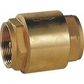 Clapet anti retour toutes positions - F/F - pour fluides courants SFERACO